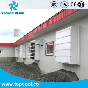 latteria del ventilatore del contenitore di scarico della vetroresina 50, pollame, ventilazione industriale