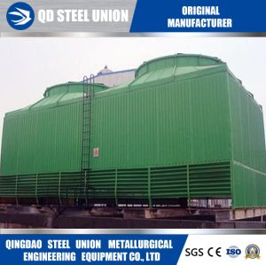 CTIによって証明される閉じる水平層流形冷却塔(JNC-70T)