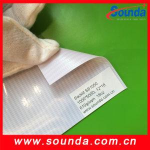 Banner Flex retroiluminado de PVC para impressão Solvente ecológico