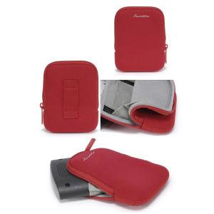 Couleur rouge chinoise populaire en Néoprène Housse pour appareil photo numérique Sac (FRT1-60)