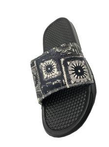 Confortable de l'obstruer EVA Peinture 20314-2 Pantoufles Chaussures