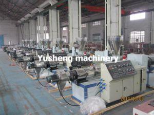 Rígida/PVC blando rallar línea de maquinaria de corte en caliente