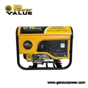 2000W 2KW 50Hz 220V GX160 Motor a gasolina portátil gerador eléctrico
