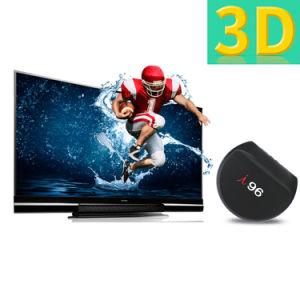 I96 Android 7.1.2 intelligentes Vierradantriebwagen-Kern 1GB RAM/8GB des Fernsehapparat-Kasten-S905W ROM mit 4K 1080P HD, WiFi Media Player