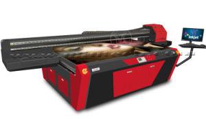 紫外線Material Printer 2.5 Meter Dx5 1440dpi LED Flatbed紫外線Printer