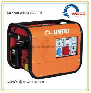 2kVA/2kw/2.5kw/2.8kw portátil de 4 tiempos gasolina/generadores de gasolina con Ce3fase