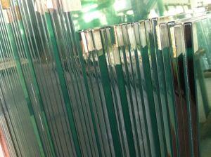 Vidrio laminado templado 21.52mm