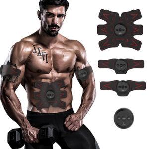 2018 Nuevo músculo abdominal eléctrico Smart Trainer capacitación intensiva la pérdida de peso adelgaza máquina masajeador corporal EMS Formador