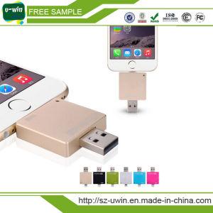 Смарт-телефон 32ГБ флэш-накопитель USB OTG для iPhone