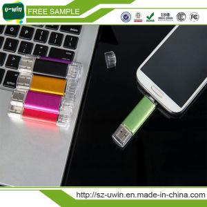 専門デザイン多彩なOTG USBのフラッシュ棒