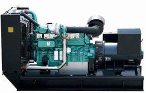 275kVA 220kw Yuchai conjunto gerador diesel espera silenciosa 300kVA
