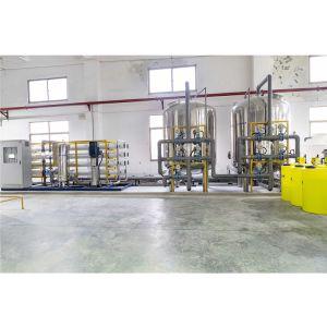 30T/H RO sistema de ósmosis inversa de la planta de tratamiento de agua