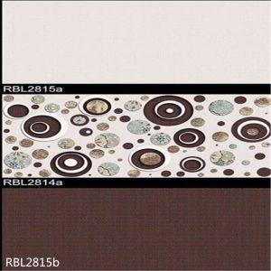 300x600mm juego ABC azulejos para decoración de pared