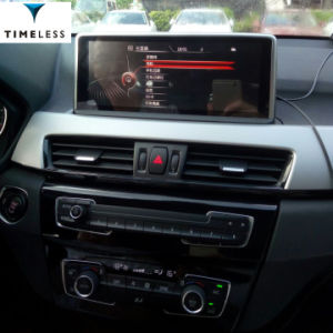 Acessórios para automóveis Andriod Timelesslong Gpsfor Áudio Bm X1 F48 (2016-2017) original do sistema Nbt 10,25 Estilo OSD com GPS/WiFi (TIA-229)