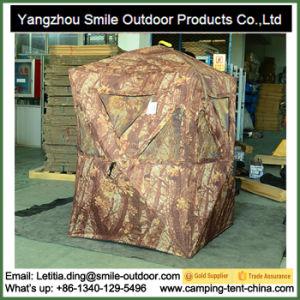 盲目のテントをハンチングを起す高品質Eureka防風の自動Camo