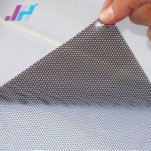 Auto-adesiva PVC uma visão para a película de vidro