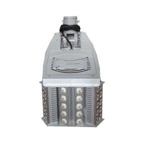 60-600vatios 120lm/W Farolas LED antirreflejo. Ángulo de haz asimétrico