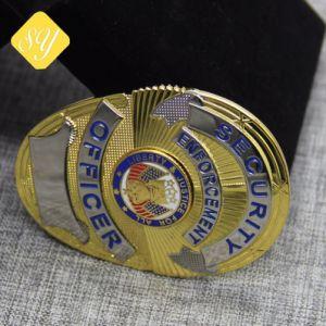 Esmalte mayorista oficial de policía militar del ejército de los fabricantes de monedas para el recuerdo