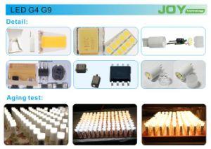 100-240V 3W DIMERIZÁVEL G9 Lâmpada LED preços de fábrica