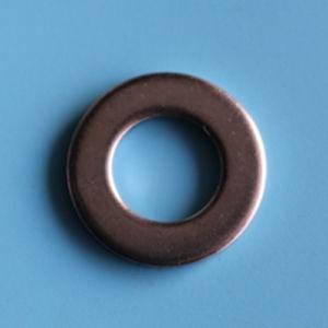 La norme ISO 7089 en acier inoxydable trempé de la rondelle plate M5