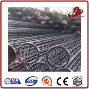 Saco de filtro de poeiras industriais Tratamento da estrutura do compartimento do filtro