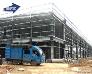 Edificio de la estructura de acero de Peb con la UE y estándar de Austrlian para el taller, almacén