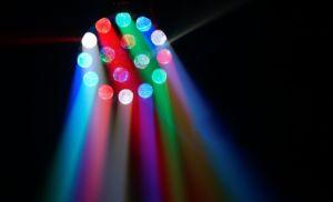 高い発電UFOのディスコのための速いボクサーの効果ライト