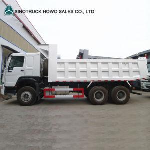 HOWO 50ton 40Ton Mining Dumper caminhão de caixa basculante para venda