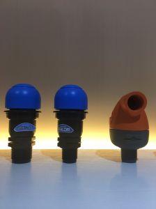 PP 1'' en plastique de type C pour le résidentiel de filtration de soupape combinée