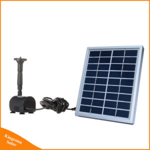 9V 2W alimentada a energia solar Bomba Chafariz DC Garden Pool Solar
