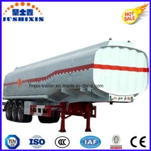 China 3 el eje de combustible/aceite/diesel/gasolina/Utilidad/depósito tractor camión cisterna semi remolque para venta