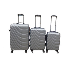 Saco de Lazer Popular Carrinho ABS Sala Hardshell ABS com 4 rodas