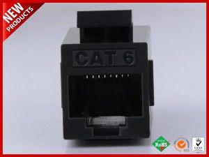 De gealigneerde CAT6 Module van de Hoeksteen van het Netwerk