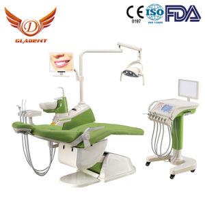 Le design de mode Ce&FDA Approved fauteuil dentaire Dental les sociétés d'alimentation/assistante dentaire/cosmétique de chirurgie dentaire