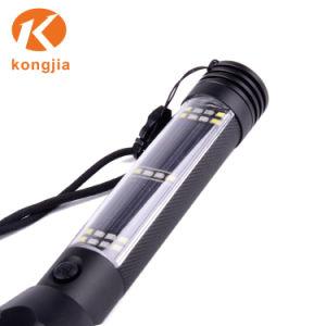 卸売極度の明るい多機能の太陽LEDのトーチUSBの懐中電燈