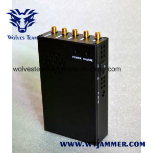3W de draagbare Stoorzender van de Telefoon van de Cel CDMA450