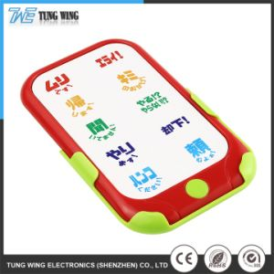 Het plastic Stuk speelgoed van de Baby van Kinderen Onderwijs Elektronische Correcte