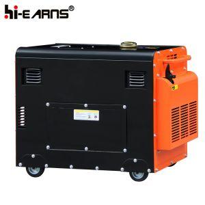 Super Silent 5kw Générateur Diesel (DG6500SE)