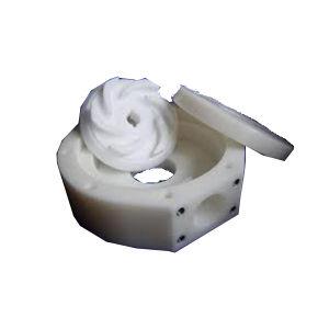Plastik-POM Nylonblock der hohen Menge-für die CNC maschinelle Bearbeitung
