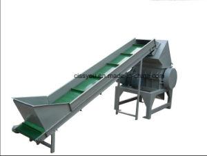 PE industriales PP Tubo de PVC Pet máquina trituradora de residuos de plástico