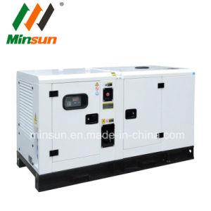 20 КВА 16 квт мощности дизельных генераторов для оптовых молчания