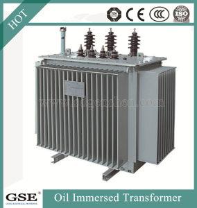 A elevada eficiência trifásicas Oil-Immersed 35kv Full-Sealed 1000kVA transformador de distribuição