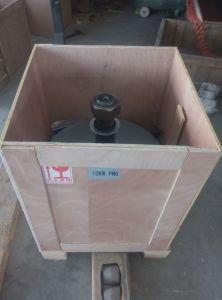 generatore a magnete permanente sincrono di 10kw 96V/120V/220V pmg