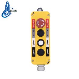 Xdl10-Epbs4 4 чрезвычайных ситуаций с нажатием кнопки для крана переключателя дистанционного управления