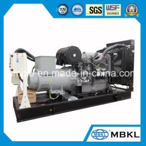 De Diesel 200kw/250kVA Elektrische die Reeks van uitstekende kwaliteit van de Generator door Originele Motor Perkins wordt aangedreven