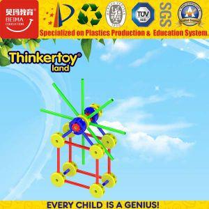 Blocos de ensino Fitness Médio Thinkertoyland Toy