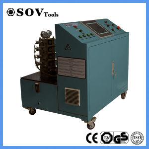 idraulico di sollevamento sincrono del PLC di modulazione di larghezza di impulso 4-Point