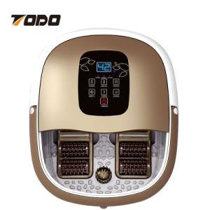 힘 적당한 가정 조련사 기계 산업 Detox Foldable 발 목욕