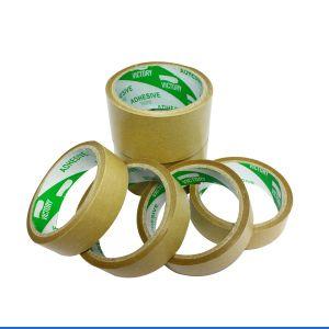 При использовании термоклеевого щебня клея клей крафт-бумаги ленты усиленные Gummed ленту