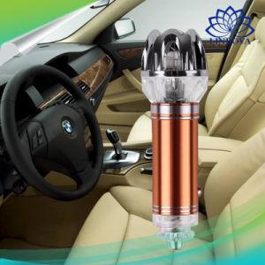 Mini Coche iónicos de oxígeno del aire Purificador de Ozono ionizador Cleaner